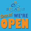 SPLASH We Are Open copy