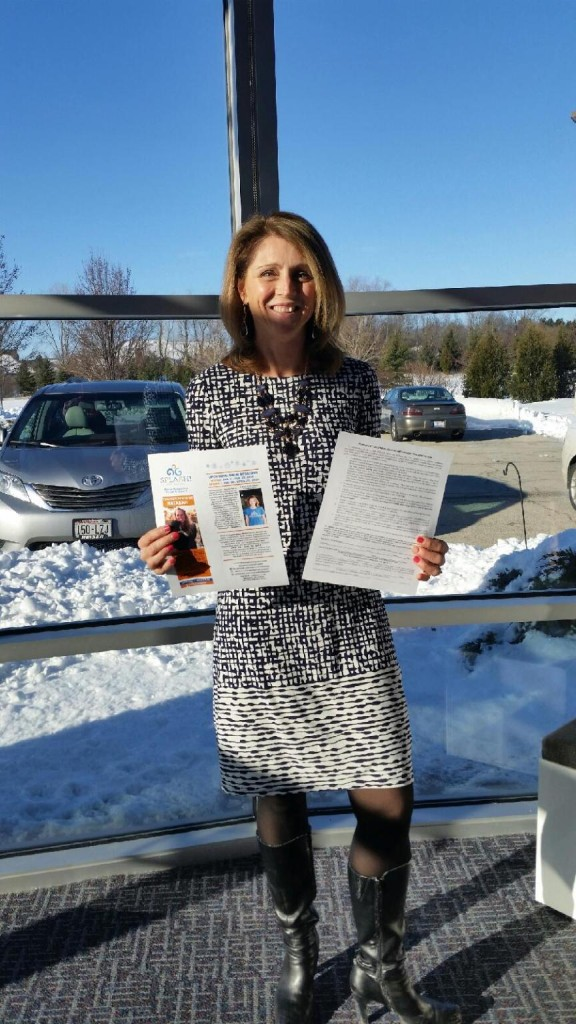 Splash! Swim + Wellness Owner, Kimberly Metz