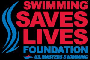 USMS logo swimming saves lives foundation us masters swimming