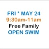 splash 2019 may 23 free family open swim s